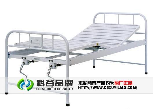 病床结构组成 1.床头架